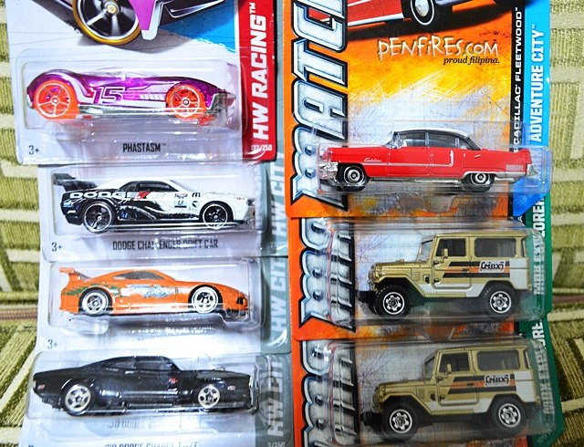 Hot Wheels Finds