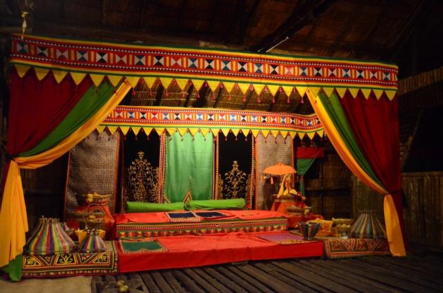 badjau ceremony chamber