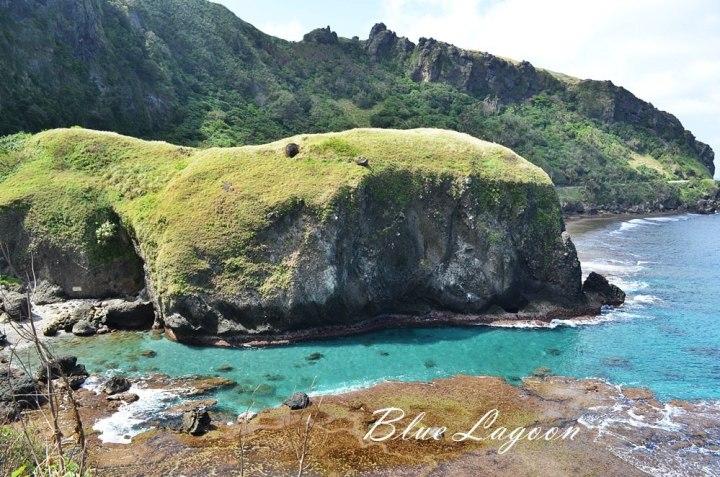 Blue lagoon batanes