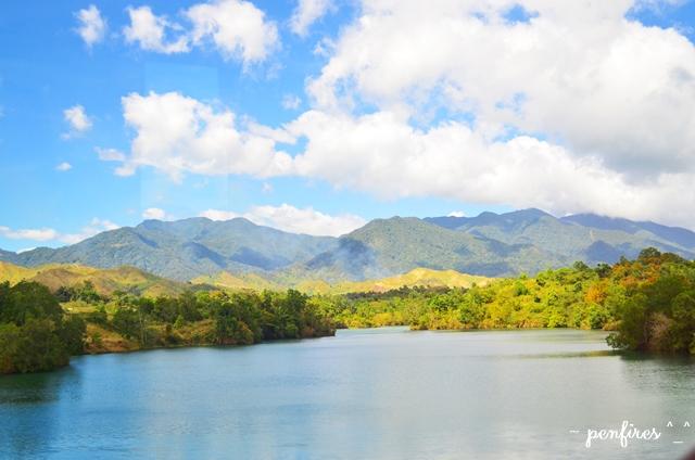Dam Reservoir Canili - Diayo