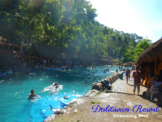 Dalitiwan Resort Swimming Pool