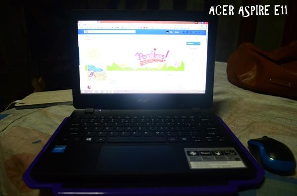 ACER ASPIRE E11 Netbook