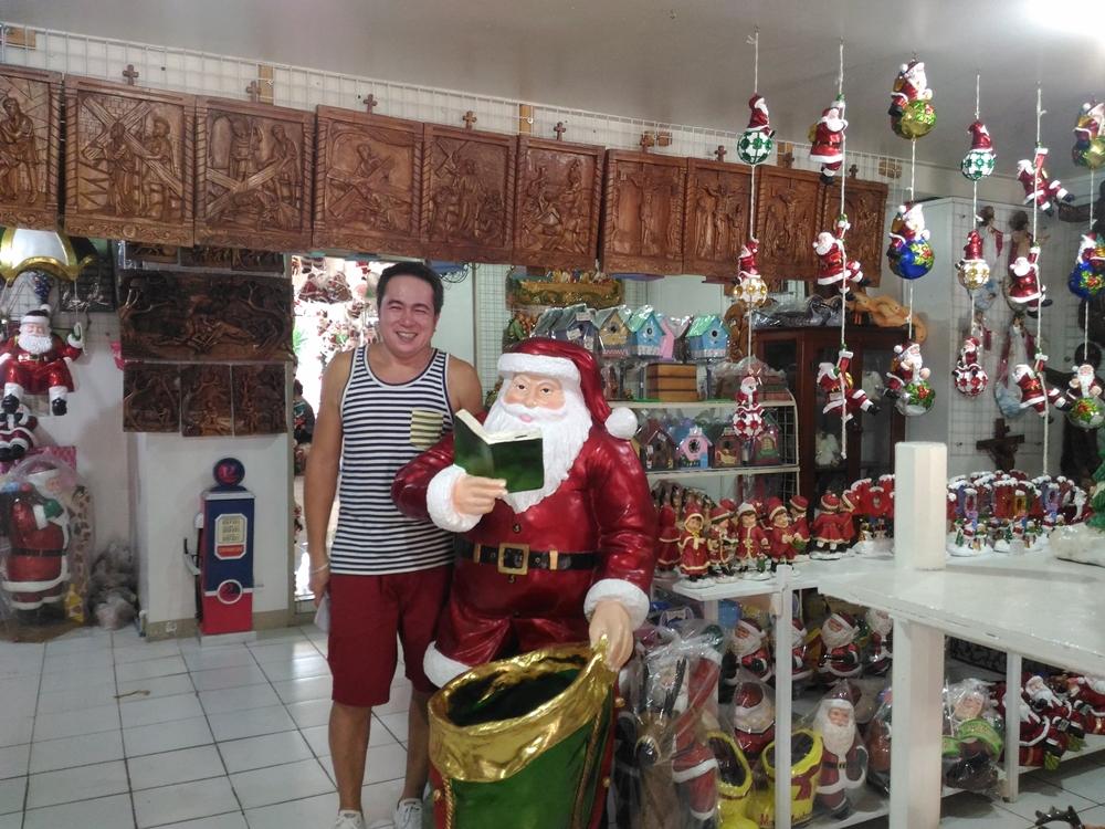 adao handicraft paete christmas