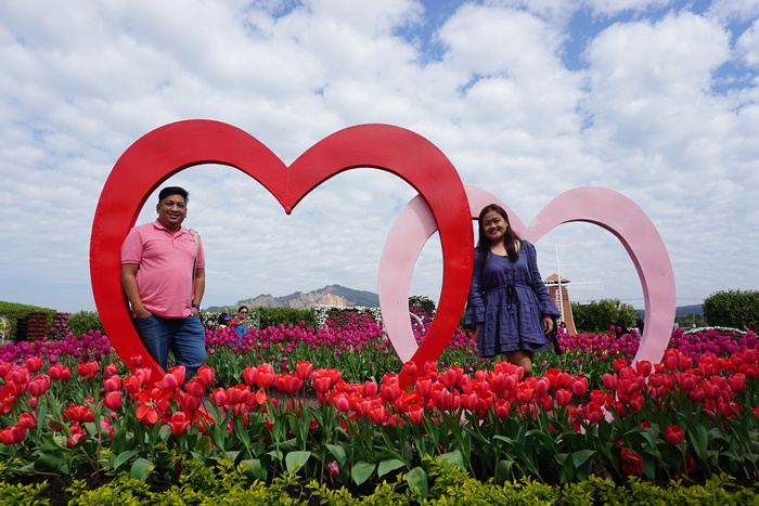Houli Flower Farm Taichung Tour (6)