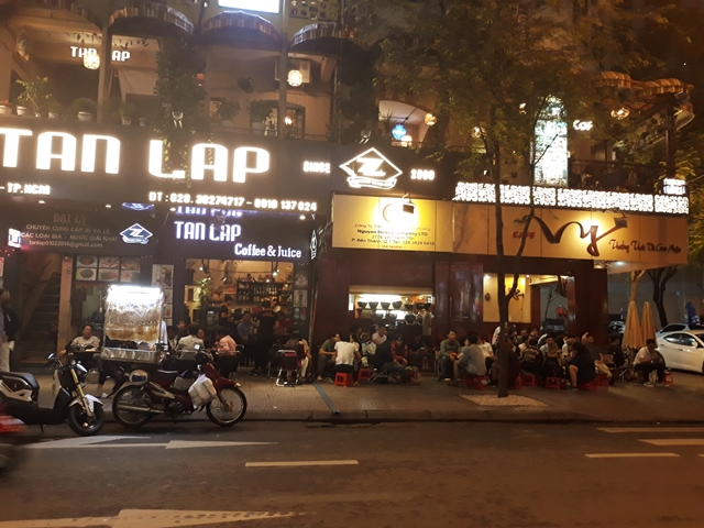 tan lap restaurant