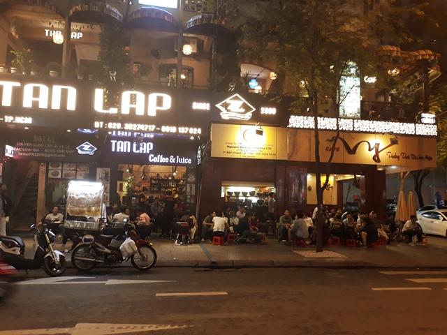 tan lap restaurant
