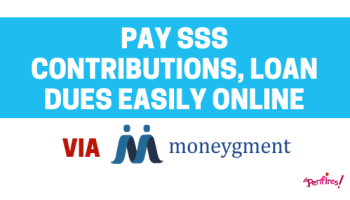 PAY SSS Contributions, loan dues easily online