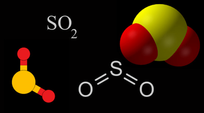 belerang oksida