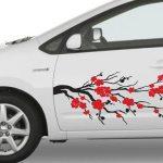 Cutting sticker untuk Variasi Mobil