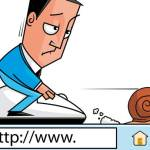 Penyebab Koneksi Internet Rumah Lambat