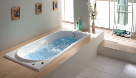 Cara Membersihkan Noda pada Bathtub