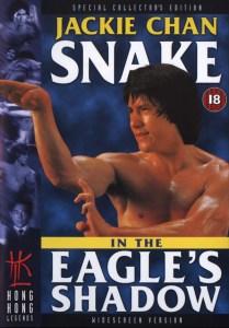 Snake in The Eagle's Shadows