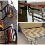Berbagai Furniture Dari Pipa