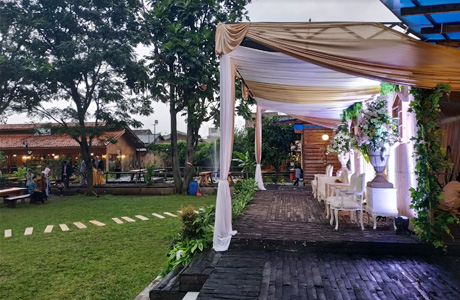 Rekomendasi Cafe Wedding Di Bandung Lengkap Dengan Tarifnya Penginapan Net 2020