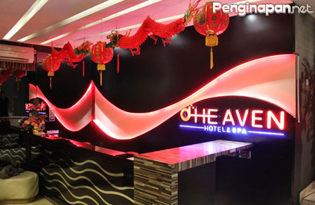 D'Heaven Hotel & Spa Kelapa Gading - heavenhotelspa.blogspot.co.id