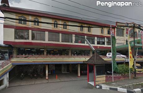 Hotel Flamboyan Penginapan Murah Kelas Melati Di Cipanas Review