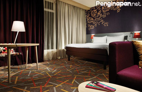 Hotel Ibis Styles Malang - www.booking.com