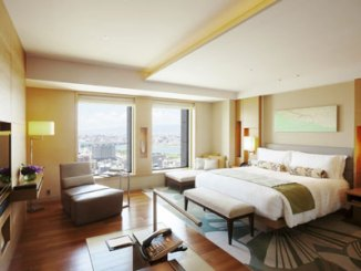 Intercontinental Hotel Osaka - www.booking.com
