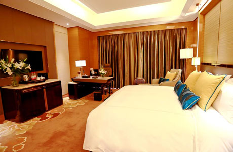 JinJiang International Hotel Urumqi - www.booking.com