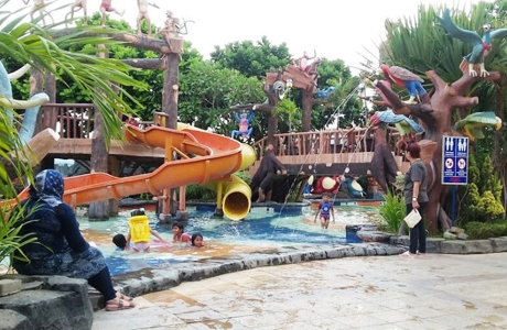 Jungle Toon Waterpark - dolanyok.com