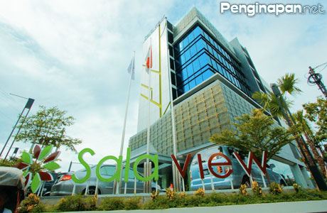 Sala View Hotel - (Sumber: booking.com)