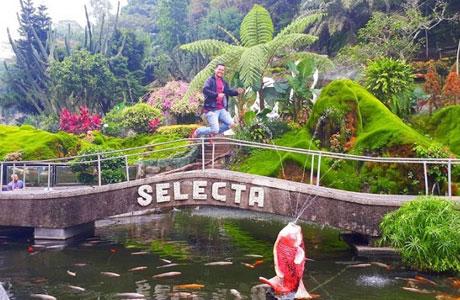 Wahana Dan Harga Tiket Masuk Selecta Batu Malang