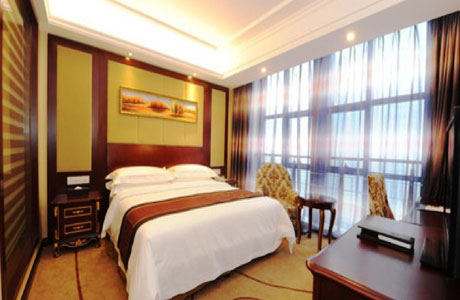 Vienna International Hotel Xi'an Dayan Tower - www.booking.com