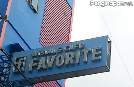 Wisma & Cafe Favorite