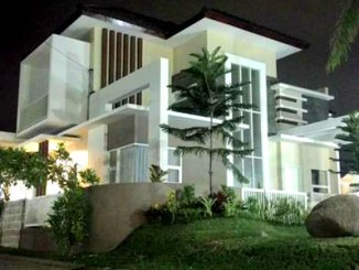 Bangunan megah Orion Guest House (facebook)