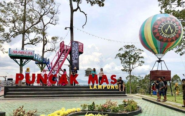 Info Fasilitas Tarif Penginapan Di Puncak Mas Lampung