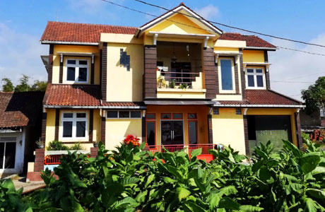 TriDwi Homestay (sumber: tridwi.com)