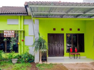 Villa Bunda (sumber: booking.com)