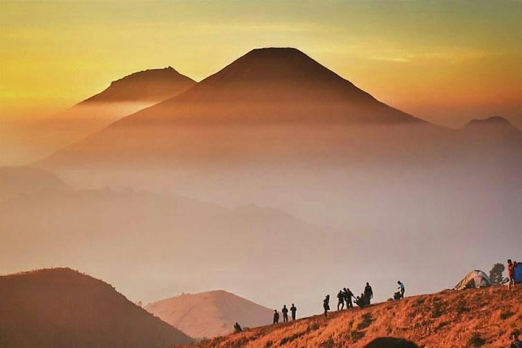 Gunung Prau(prahu)Dieng
