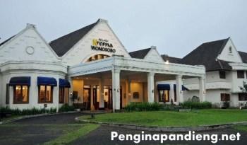 hotel kresna wonosobo