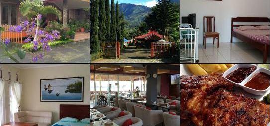 Homestay dan Rumah Makan Cemara 7 Tujuh wonosobo