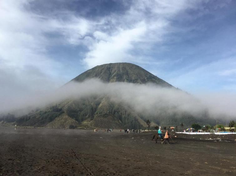 Gunung bromo 2018