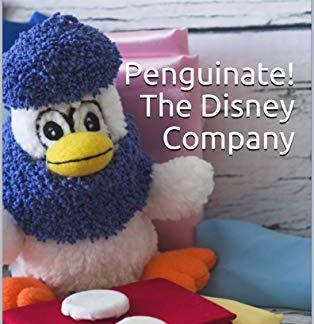 Book cover for Penguinate! The Disney Company