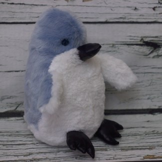 Penguin Plushie looking for its forever family
