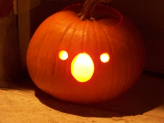 Karmic Pumpkin (Lit)