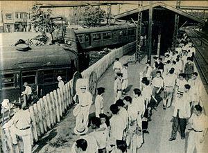 300px-Mitaka_Incident_at_Mitaka_Station