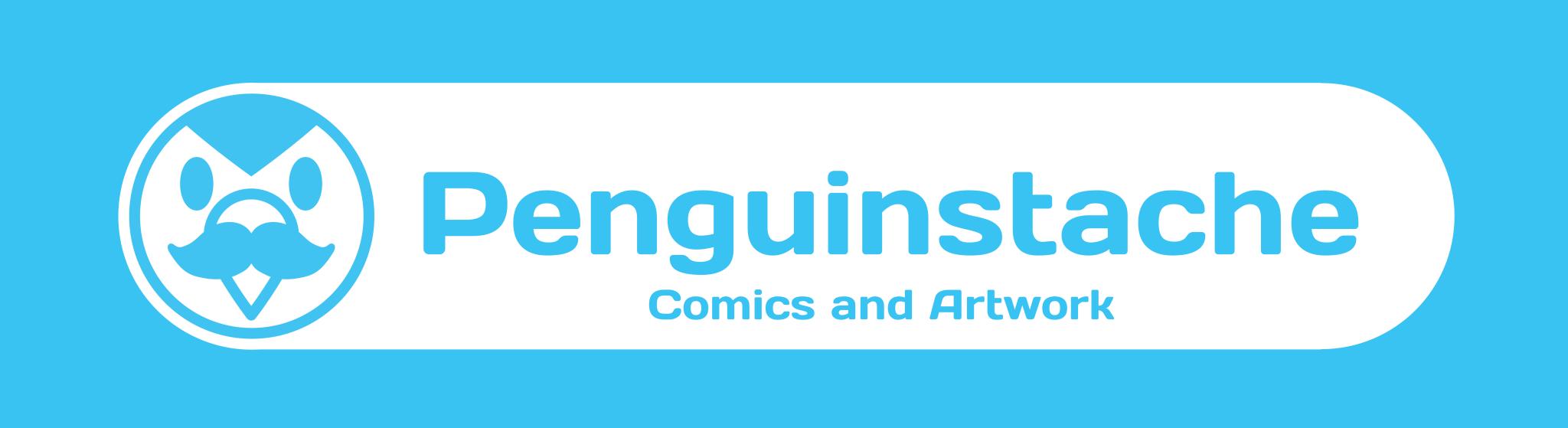 Penguinstache