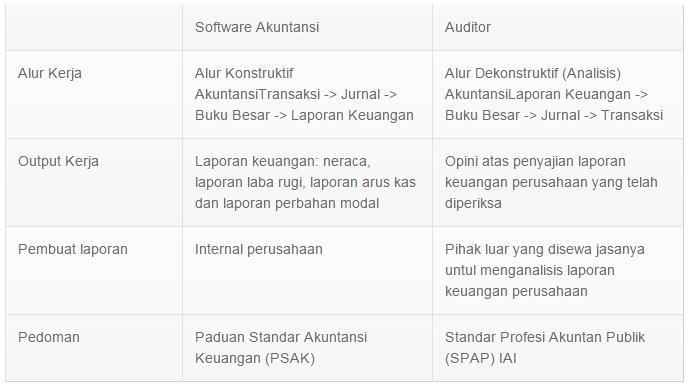 peran auditor