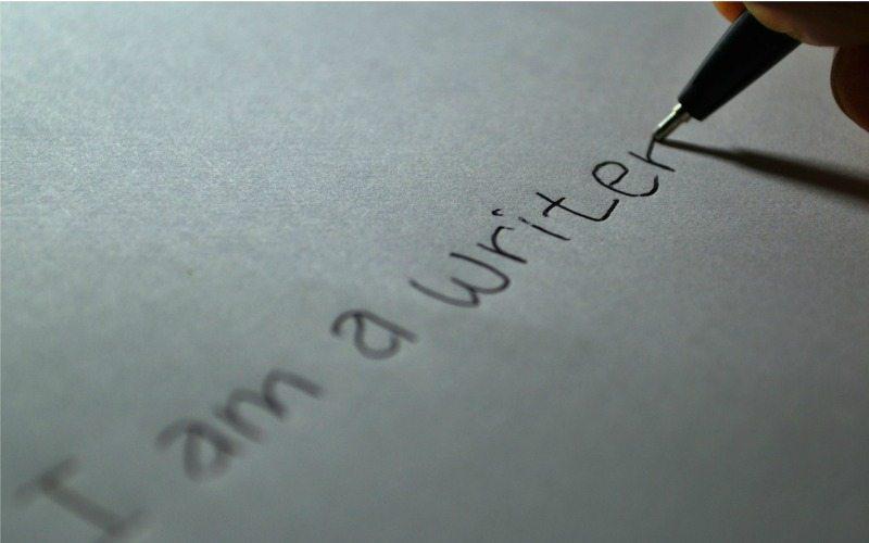 agar menjadi penulis hebat