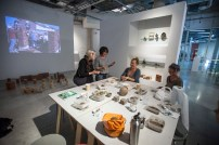 Hikaru Dorodango workshops with artist Emma Saffy Wilson