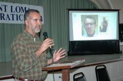 Steve Rivera remembering Robert DeVries