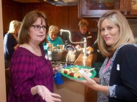 Deborah and Rhoda