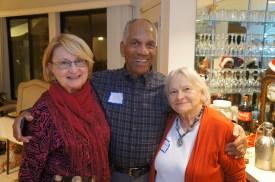 Susan, Les and Ruth