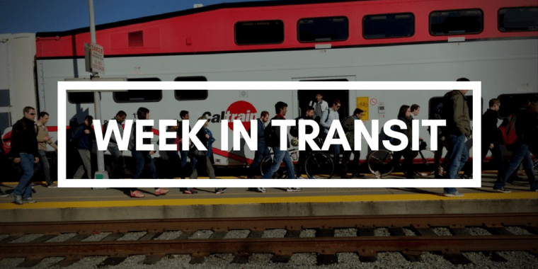 Week In Transit