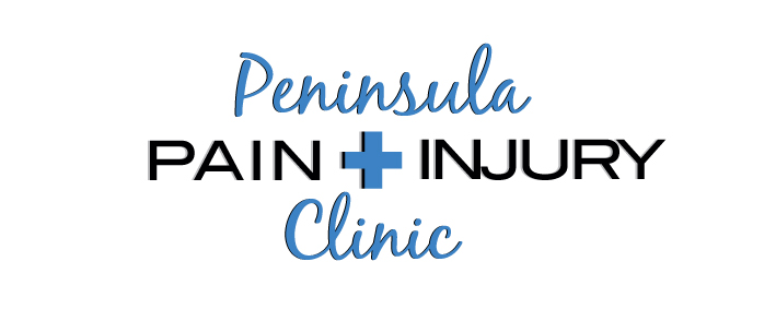 Peninsula Pain & Injury Clinic logo