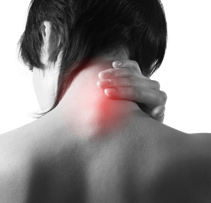 neck pain myotherapy